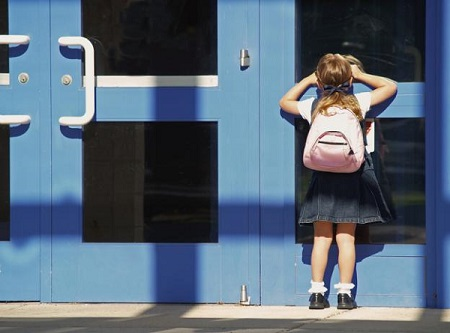 היום הראשון שלי בבית הספר
