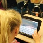ילדים יכולים ללמוד המון מאייפד